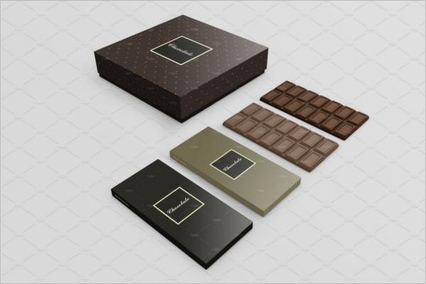 Delicious Chocolate Gift Box Design