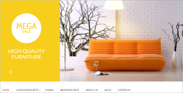 Design Interior DesignVirtueMart Theme