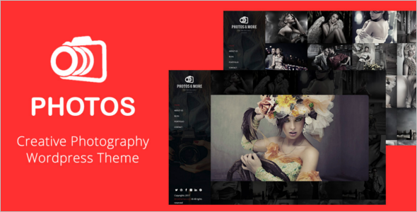 Design Photography WordPress Theme