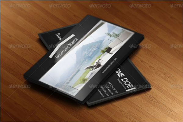 Design Real Estate Business Card Template