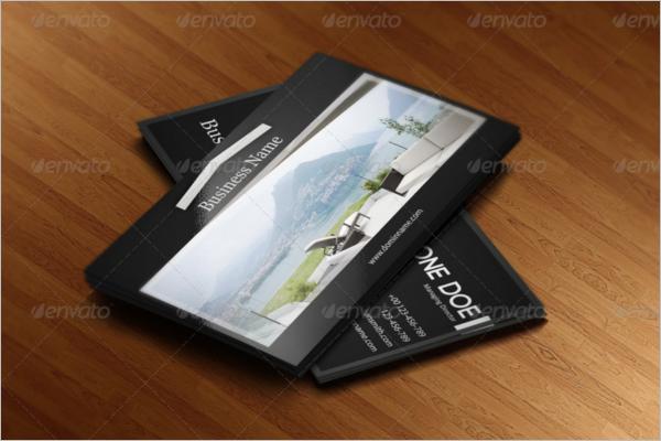 Design Real Estate Business Card Template