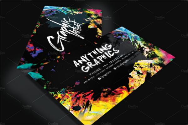 Designers Business Card Template