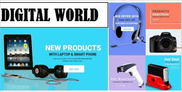 Digital Multipurpose WordPress Theme