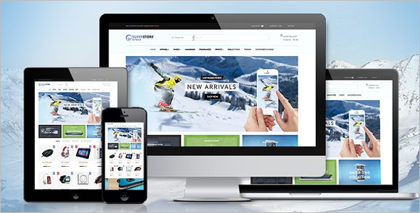 Digital Shop Prestashop Theme