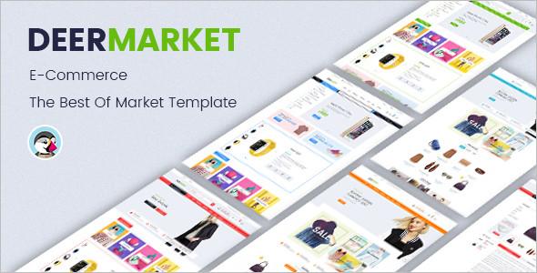 E-Market Prestashop Theme