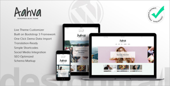 Easiest WordPress Theme