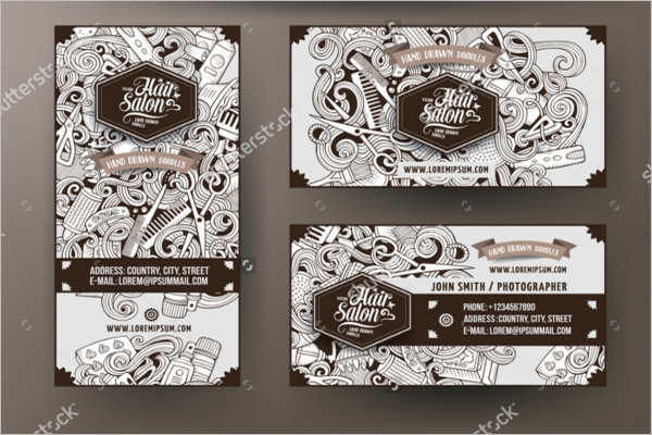 Editable Barber shop Flyer Templates