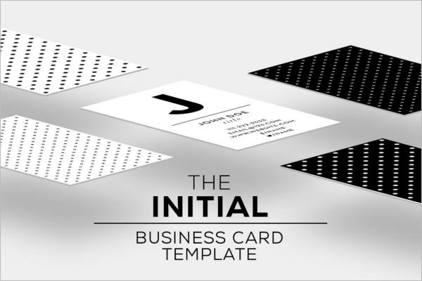 Editable Fashion Business Card