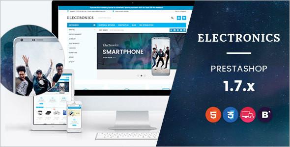 Electronics PrestaShopTheme