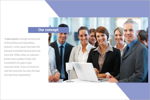 Elegant Business PowerPoint Presentation Template