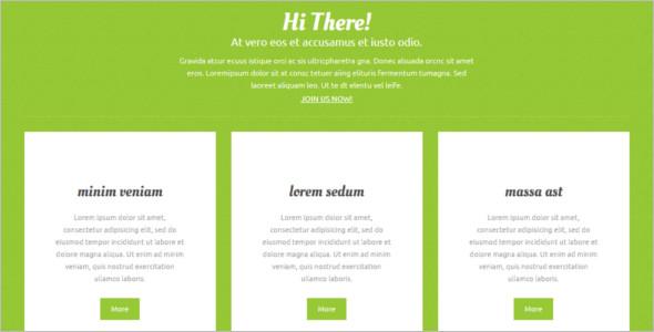 Elegant Environmental WordPress Theme