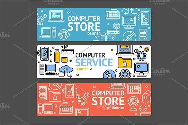 Element Computer Repair Business Card template