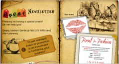 19+ Event Newsletter Templates