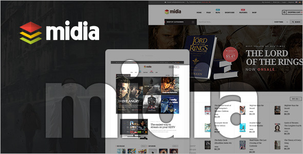 Fashion Media Prestashop Themes