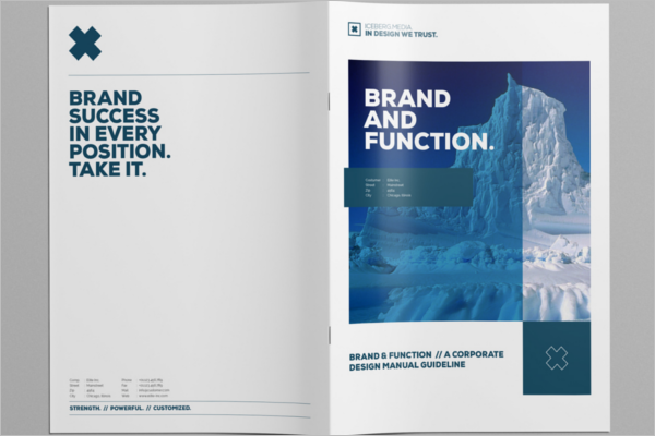 Flexible Brochure Template
