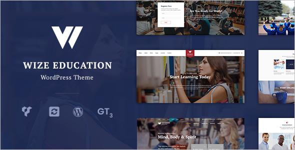 FlexibleEvent WordPress Theme