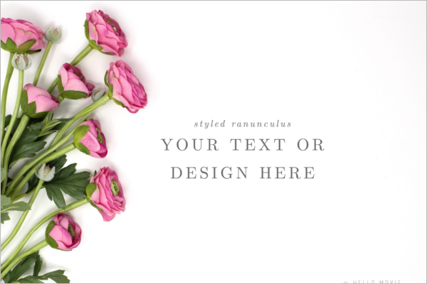 Floral Marketing Banner Template