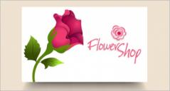 Flower Shop Business Card Templates