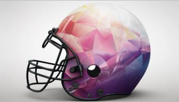 Football Helmet Mockups