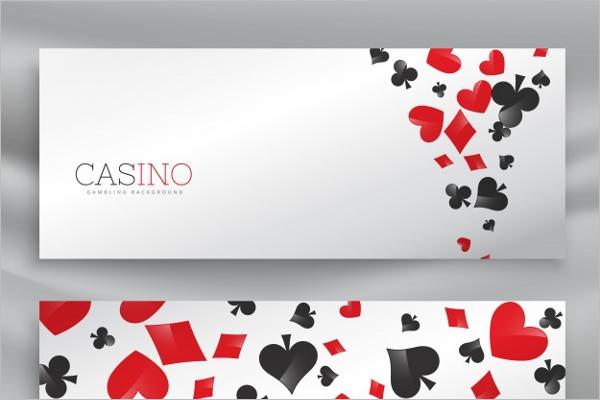 Free Casino Banner Design