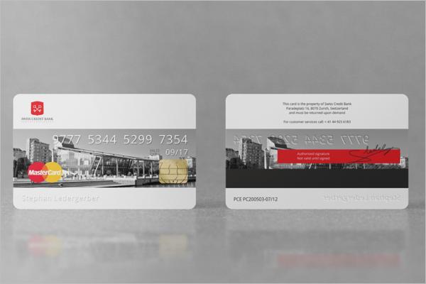 FreeCredit Card Mockup Template