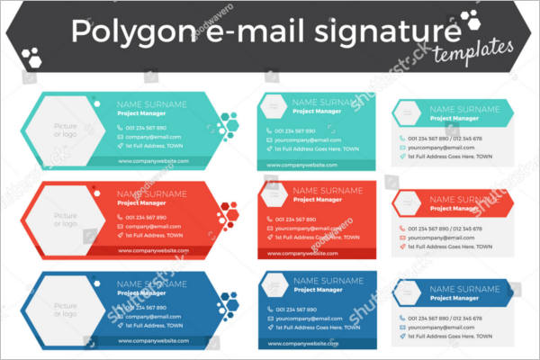 Free Email Signatures Example