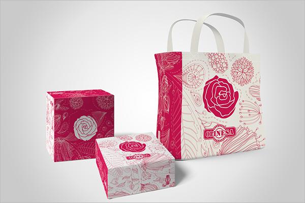 Decorative Box Plans Free : Realistic psd gift box mockup designs free templates