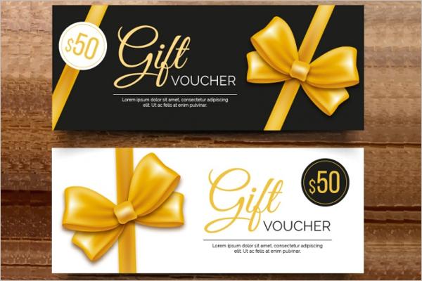 Free Gift Voucher Template