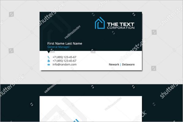 Free Interior Design Business Card