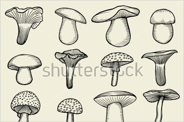Free Mushroom Design