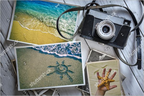 FreePhotography Postcard Design