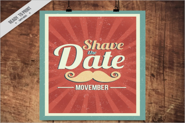 Free Salon Flyer  Vector design