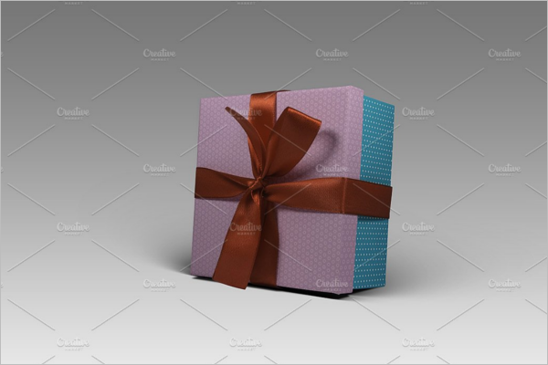 Full Layered Gift Box Design