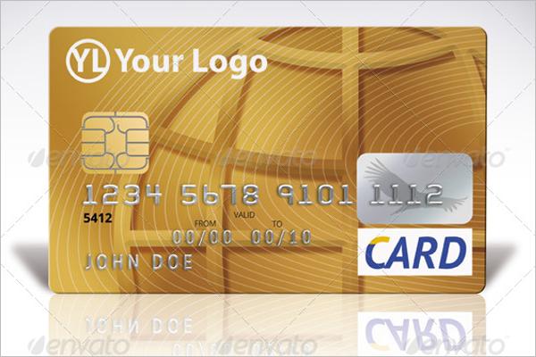 Fully Editable Credit Card Mockup