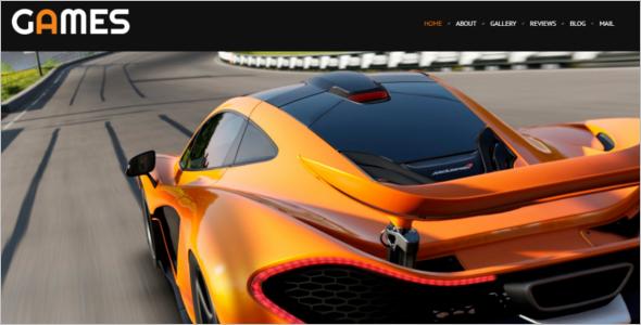 Game Portal Retro WordPress Theme
