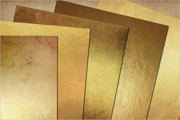 Gold BackgroundTextures PSD