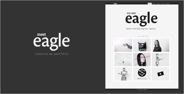 Grid Style Agency WordPress Theme