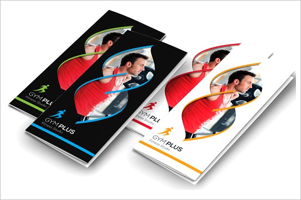 Gym Fitness Business Brochure