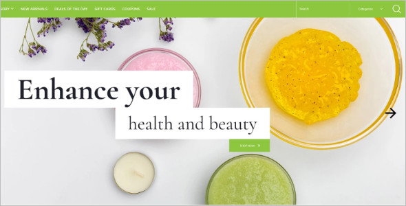 Health Beauty PrestaShop Theme