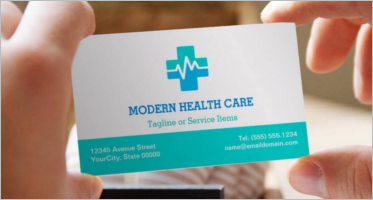 Healthcare business card templates free premium designs colourmoves