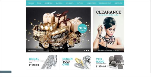 High Quality Jewelry PrestaShop Theme