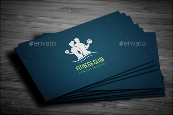 High Resolution Business Card