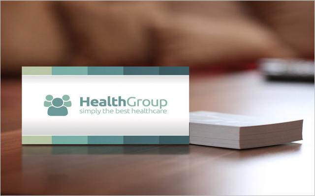 healthcare business card templates free premium designs