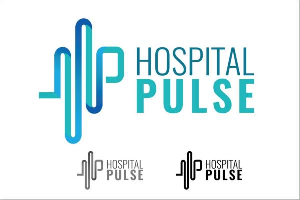Hospital Pulse Business Card