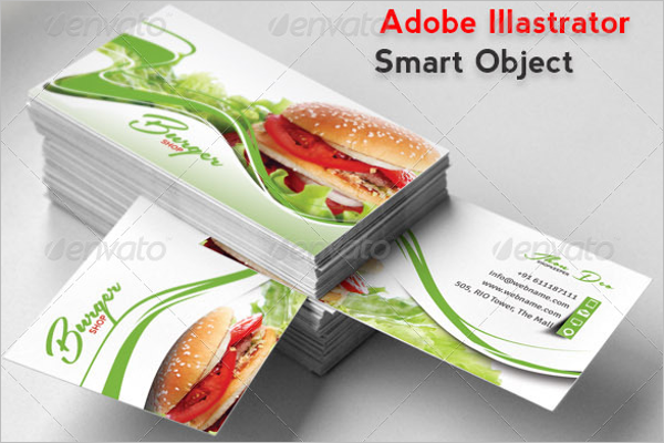 Hotel Business Card PSD Designs