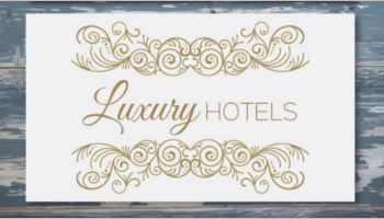 Hotel Business Card Templates