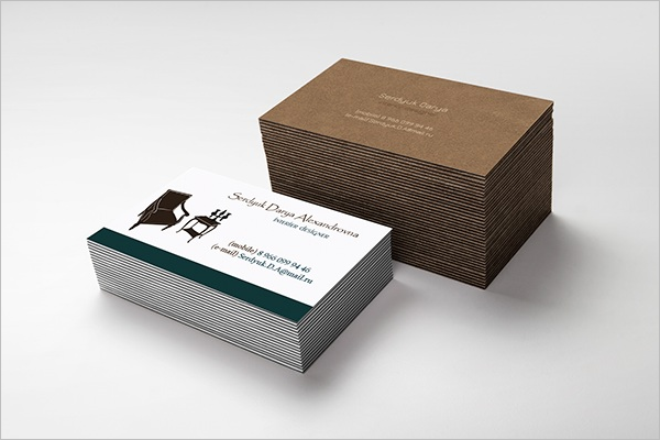 Interior Collection Business Card