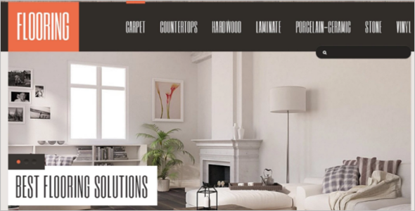 Interior Flooring Design VirtueMart Theme