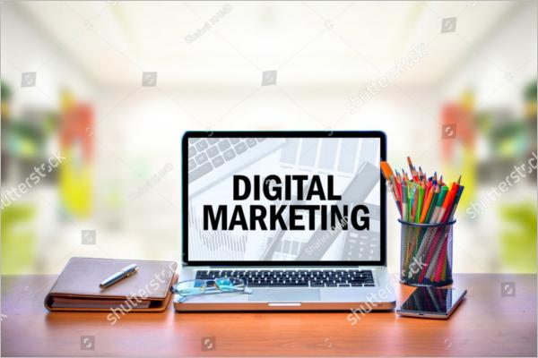 Internet Marketing Banner Template