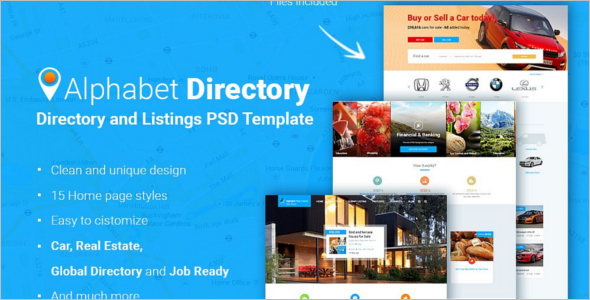 Job Portal PSD WordPress Theme
